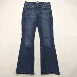 Levis Denizen Modern Boot Cut Womens Size 6 Short